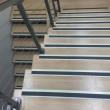Ecoglo F7 stair nosing at Slater & Gordon Offices