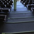 SCG Members Stand - ecoglo nosings F7-171 with aisle & seat markers