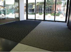 Roladek Entrance Mats save your carpets and floors